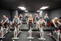 Fun Indoor Cycling and Exercise Studio Now Open