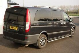 2007 Mercedes-Benz Vito 3.0 120CDI Traveliner Extra Long Bus 5dr (8 Seats)