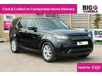 2020 LAND ROVER DISCOVERY 2.0 SD4 237 COMMERCIAL S (14795) PICK UP DIESEL