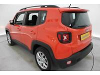 2016 JEEP RENEGADE 1.4 Multiair Longitude 5dr