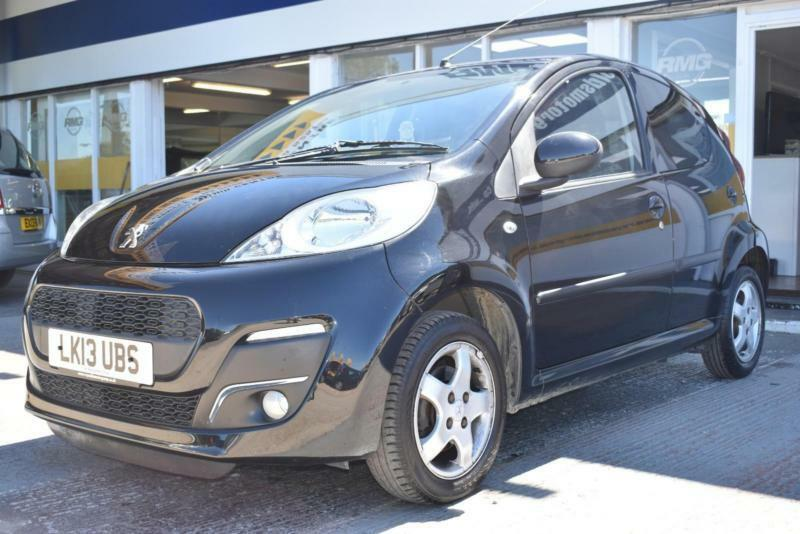 2013 13 Peugeot 107 1 0 Allure Good And Bad Credit Car Finance