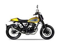 MASH MOTORCYCLES 50CC DIRT TRACK EURO 4