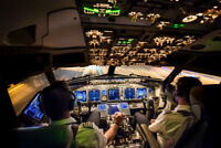 PILOT TRAINING STARTED COME JOIN YOUR FRIENDS BecomeAirlinePilot