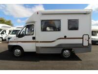 Autocruise Valentine 2 Berth Motorhome for sale