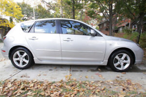 ONE OWNER Mazda3 Sport GS Hatchback Low KMs No Accidents CALL