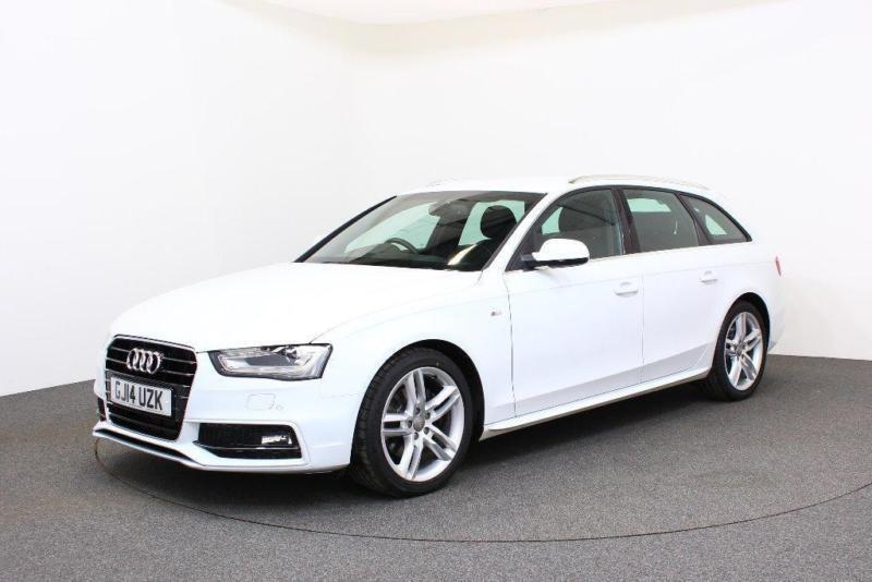 2014 audi a4 avant 2 0 tdi s line multitronic 5dr in sheffield south yorkshire gumtree. Black Bedroom Furniture Sets. Home Design Ideas