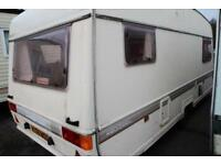 Swift Challenger 490/5 SEL 5 Berth Caravan £1250