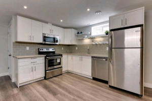 Beautiful NEWLY RENOVATED 2 Bedroom + Den - Avail Dec 1