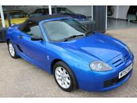 TROPHY CARS MGF MGTF 115,ONLY 19000 MILES,HOOPS,NEW HEADGASKET,1YR WARRANTY,RAC