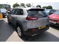 2015 Jeep Cherokee 2.0 CRD Limited 4WD 5dr Diesel grey Automatic