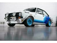 Ford Escort RS - Ex Works Rally Car
