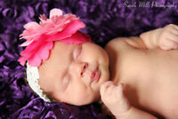 Newborn Photography Sessions Available - $85