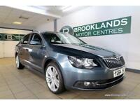 Skoda Superb Elegance 2.0 TDI CR 170 DSG Auto [SAT NAV, LEATHER, HEATED SEATS an
