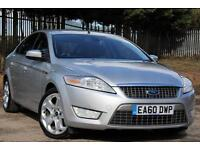 Ford Mondeo 2.0 TDCi 163 PS Titanium Manual Diesel 5 Door Hatchback in Silver