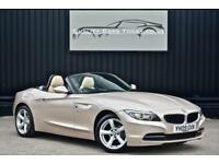 BMW Z4 2.5 sDrive23i Roadster Convertible Manual * Orion Silver + Heated Seats*