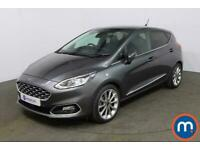 2018 Ford Fiesta Vignale 1.0 EcoBoost 5dr Auto Hatchback Petrol Automatic