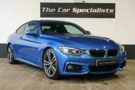 """image for BMW 430d M SPORT M PLUS PACK FULL 19"""" ALLOYS FRONT & REAR PDC PRO HEATED SEATS"""