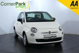 2014 FIAT 500 POP HATCHBACK PETROL
