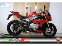 2015 BMW S1000R Sport Red 1 Owner 8,796 Miles Fully Loaded | £135 pcm