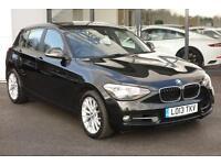 2013 BMW 1 Series 2.0 120d Sport Sports Hatch 5dr (start/stop)