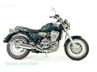 Triumph Thunderbird 900 98 Green and Cream in stunning condition