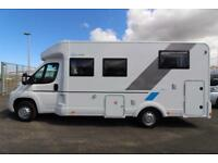 Adria Sunliving S 70 SC 3 Berth Motorhome for sale