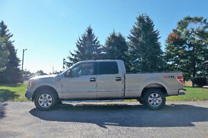 2010 Ford F-150 4x4 XTR- Super Crew.  4 BRAND NEW TIRES!!  150K