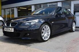 GOOD CREDIT CAR FINANCE AVAILABLE 2010 59 BMW 520d M SPORT BUSINESS EDITION