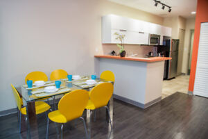 Long and Short term room rental for Students