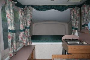 Bonair Tent Trailer - Mint Condition - For sale