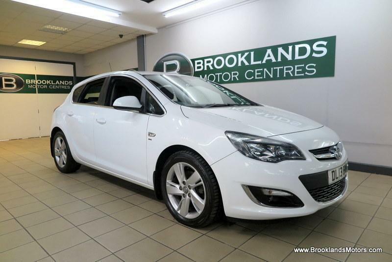 Vauxhall Astra 1.7CDTI 16V SRI 130PS [STUNNING EXAMPLE WITH ?30 ROAD TAX]