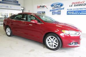 Ford Fusion SE CUIR. TOIT. MAGS. NAV. 2013