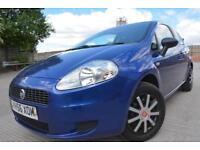 FIAT GRANDE PUNTO ACTIVE 1.2 3 DOOR*FULL 12 MONTHS MOT*LOW MILEAGE*IDEAL 1ST CAR