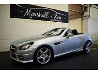 2012 12 MERCEDES-BENZ SLK 2.1 SLK250 CDI BLUEEFFICIENCY AMG SPORT 2D AUTO 204 BH