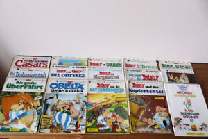 Assorted German Comic Books