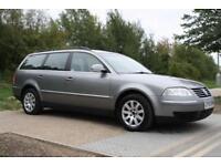 2004 Volkswagen Passat 1.8 Turbo 20v SE 5dr AUTO, PETROL, LOW MILEAGE, ESTATE