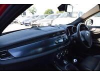 2013 Alfa Romeo Giulietta 2.0 JTDM-2 Sportiva 5dr Diesel red Manual