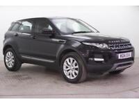 2014 Land Rover Range Rover Evoque ED4 PURE Diesel black Manual