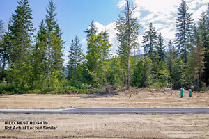 Salmon Arm - Hillcrest Heights Lot 24, 0.25 Acres
