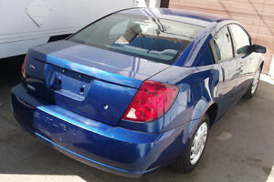 2005 SATURN ION  GREAT SHAPE CHEAP ON FUEL