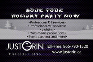 Book your holiday party entertainment today Kitchener / Waterloo Kitchener Area image 1