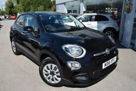 2018 Fiat 500X 1.6 E-Torq Pop 5dr Petrol Manual