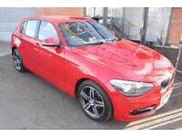 BMW 116d SPORT- 1 OWNER