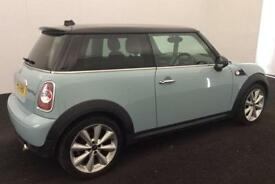 MINI COOPER 1.2 1.6 2.0 S DSEVEN ONE COUPE CHILLI PACKFROM £25 PER WEEK!