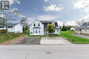 Income property in great location: 65 Calder st Shediac