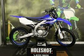 YAMAHA YZF 250 2020 MOTOCROSS BIKE ELECTRIC START