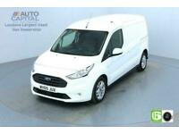 2019 Ford Transit Connect 1.5 240 Limited 120 BHP Auto L2 LWB 3 Seats Euro 6 Low