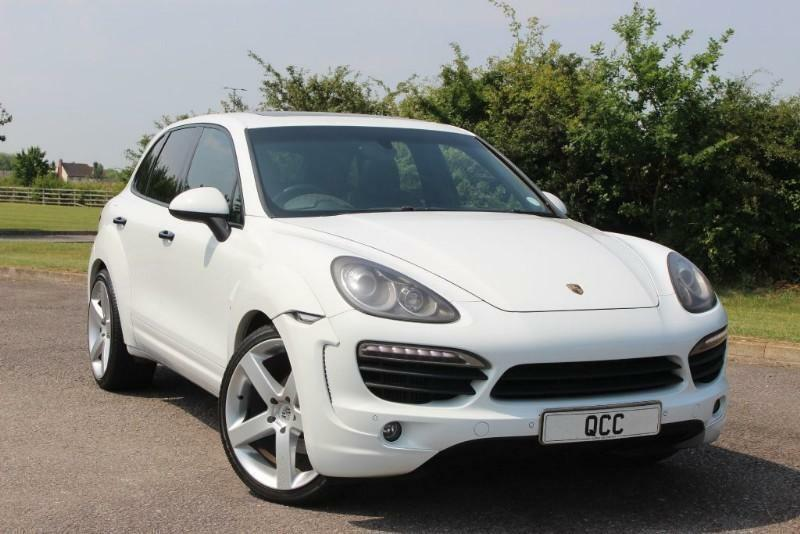 Porsche Cayenne D V6 TIPTRONIC KAHN SUPERSPORT WIDE TRACK