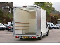 Man and Van local and long distance 24/7 (15p/h) large Luton van Call Najeeb (07446041072)