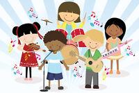 JAMMIN' JUNIORS-KIDS' GROUP MUSIC CLASSES AT AVALON MUSIC!